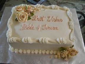 Sheet Cake Decoration by Best 25 Sheet Cakes Decorated Ideas On