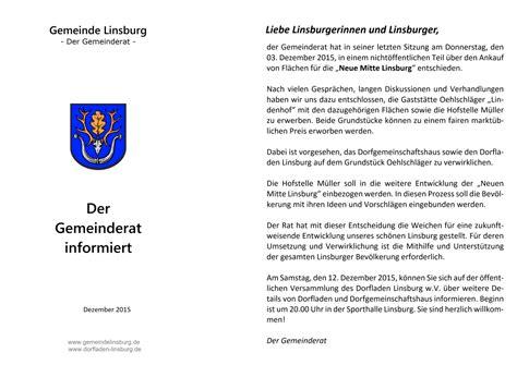 Muster Einladung Zum 2 Vorstellungsgespräch Gemeinde Linsburg Startseite Home