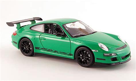 Diecast Miniatur Replika Mobil Porsche 911997 S Coupe porsche 997 gt3 rs green welly diecast model car 1 24