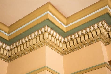 Wainscoting Cost Estimates by Cost To Install Crown Molding Estimates And Prices At Fixr