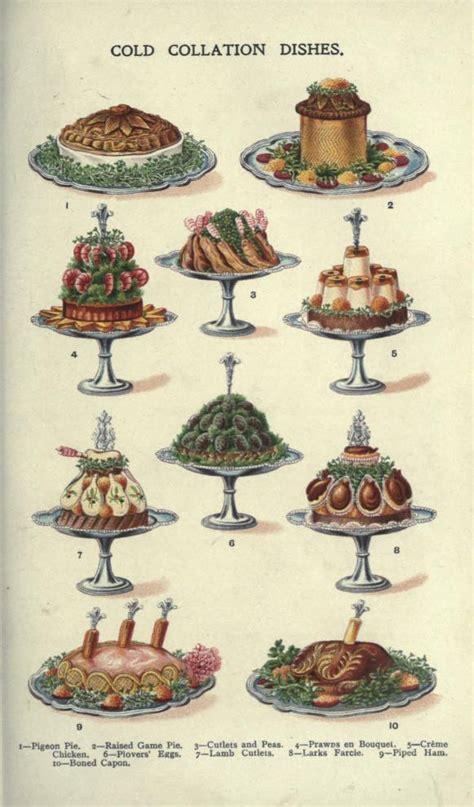 illustration cuisine free vintage domain illustrations of