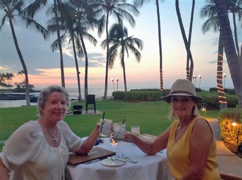 browns beach house fine dining waikoloa archives elizabeth weintraub