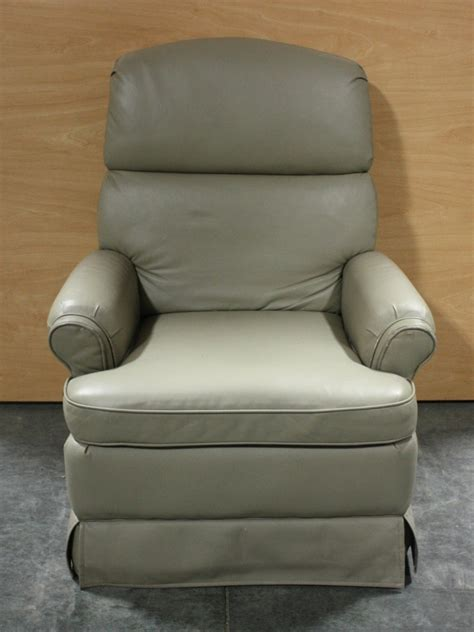 used leather recliners for sale rv furniture used motorhome ultra leather flexsteel swivel