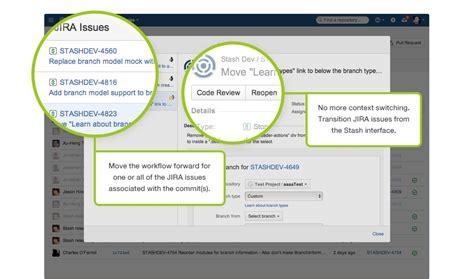 stash workflow stash 2 7 リリース jira と stash で開発ワークフローを最適化しよう atlassian