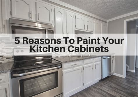 should i paint my kitchen cabinets designertrapped com 5 reasons to paint your kitchen cabinets the flooring girl