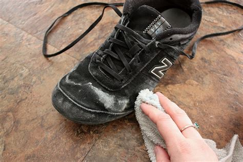 how to get water stains out of suede couch cleaning salt stains off suede sneakers and boots life
