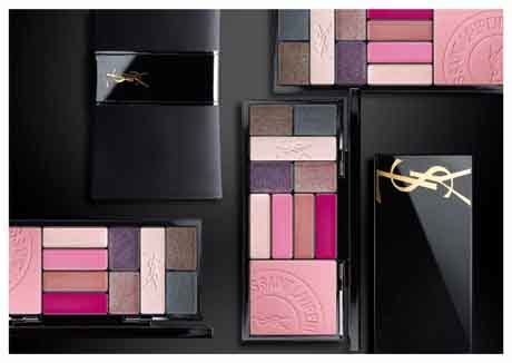 Ysl Extremely For Travel Selection yves lau travel selection ysl makeup palette