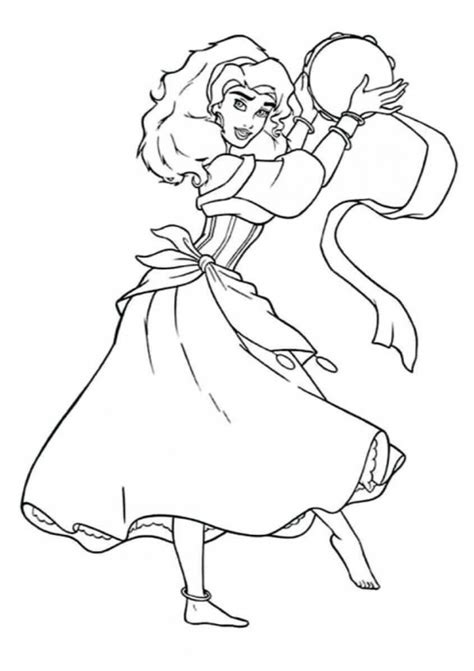 Top 40 Printable Princess Coloring Pages