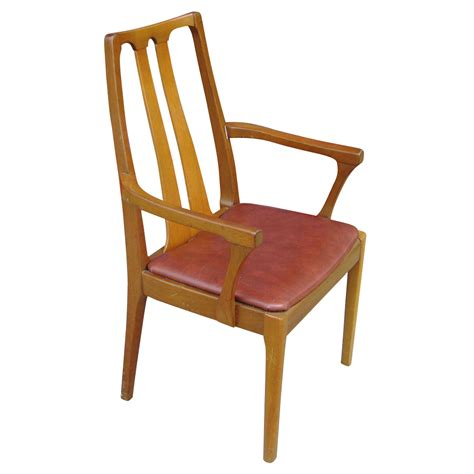 Century Furniture Dining Chairs 6 Mid Century Modern Dining Chairs Ebay