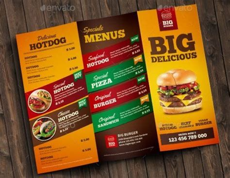 layout brosur makanan 1180 best brochure phlet designs images on pinterest