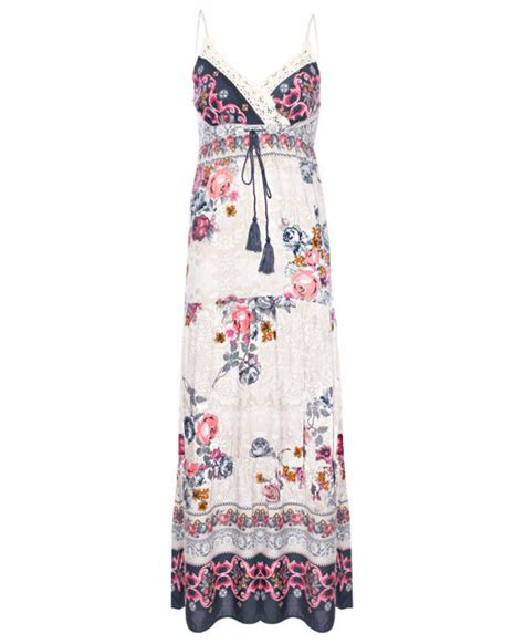 Dress Maxi Tasiena flower maxi dress musthaves for real