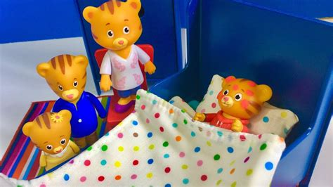 daniel tiger bed daniel tiger sick in bed with chicken pox family and