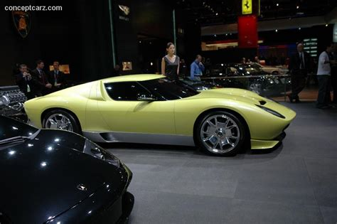 Lamborghini Miura Concept Price 2006 Lamborghini Miura Concept Image