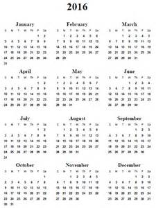 2013 Yearly Calendar Template by 9 Best Images Of Calendar 2016 Printable Yearly Planner