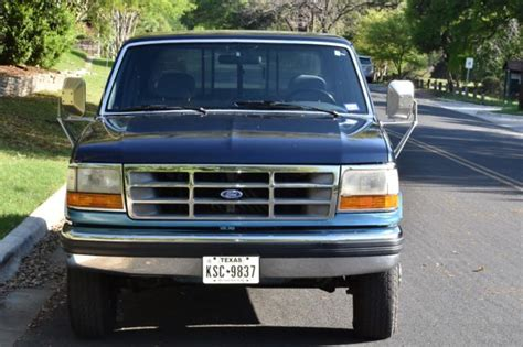 motor repair manual 1992 ford f250 parental controls 1992 ford f250 xlt 7 3 diesel 118k miles ext cab long bed turbo by banks