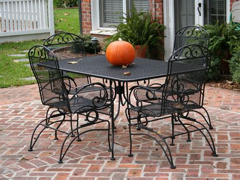 black wrought iron patio furniture wrought iron patio furniture lowes decor ideasdecor ideas