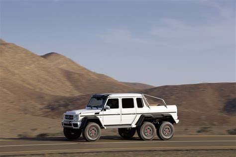 mercedes 6x6 mercedes benz amg g63 6x6 photo gallery autoblog
