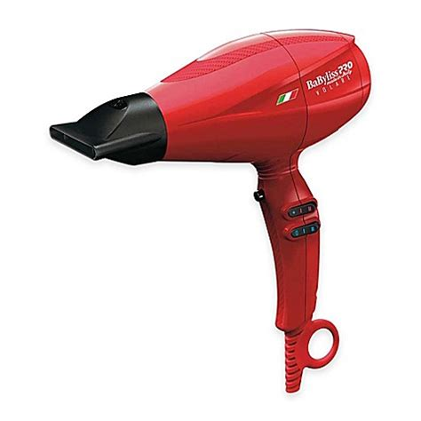 Babyliss D171e Hair Dryer babyliss pro volare v2 mid size hair dryer in www bedbathandbeyond