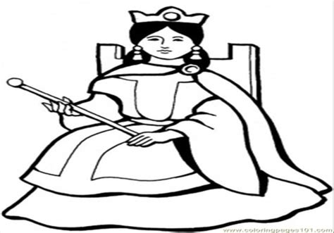 spanish family coloring page queen coloring page image clipart images grig3 org