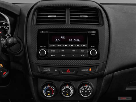 2017 mitsubishi outlander sport interior mitsubishi outlander sport prices reviews and pictures