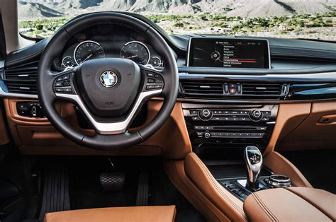 2015 bmw x6 interior 2 photo 29