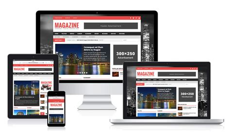 mh magazine wordpress theme responsive wp theme