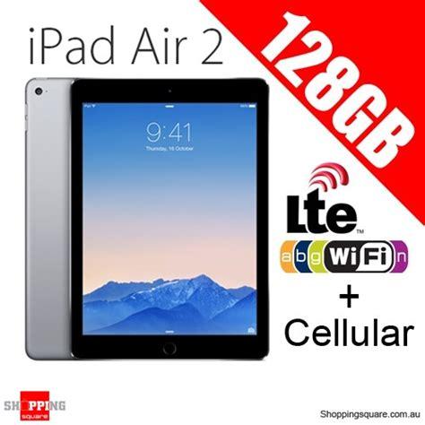 Apple Air 2 Wifi Cellular 128gb Grey Grsinternasional 1 Th Apple Air2 128gb 9 7inch Wifi Cellular Tablet 4g Lte