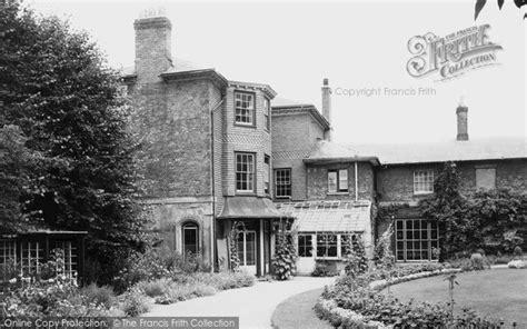 Saffron Walden Jubilee Gardens C 1955 Francis Frith