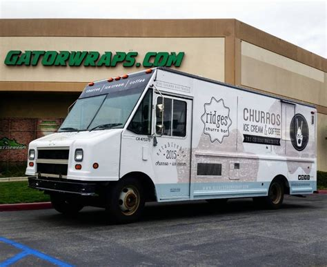 design your own food truck wrap food truck wraps designs costs gatorwraps