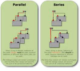 series parallel battery wiring diagram series get free image about wiring diagram