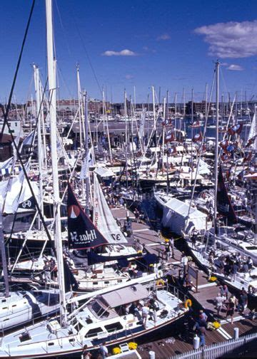 fall boat show preview newport norwalk and annapolis - Newport Boat Show Used Boats