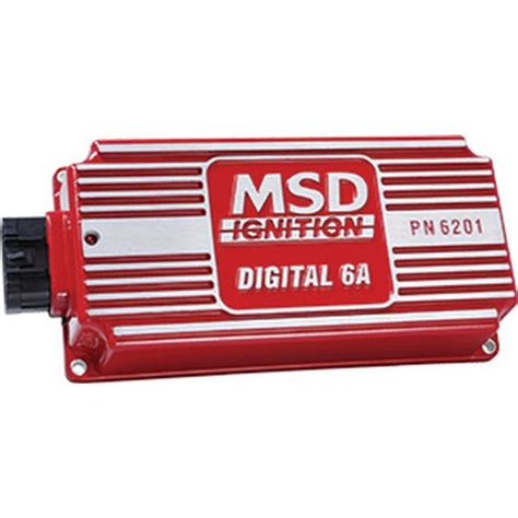 6201 Sbc Bearing msd 6201 85551 combination 6a box with pro billet