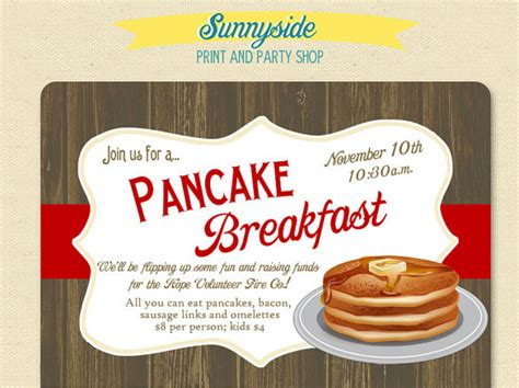 33 Wonderful Breakfast Invitation Templates Psd Ai Free Premium Templates Breakfast Invitation Template Free