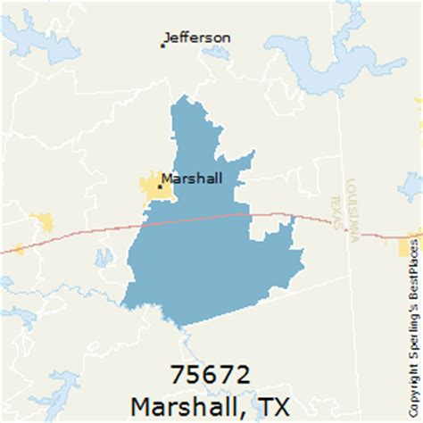 where is marshall texas on the map best places to live in marshall zip 75672 texas