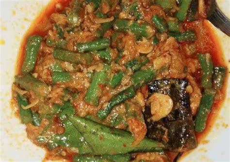 Keripik Balado Panjang 1 resep tumis balado kacang panjang rebon oleh agustina ina cookpad