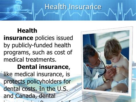 Canada Mba Programs Cost by Types Of Insurance By Shamsikadalur Mba