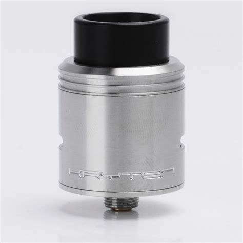 Lsd Le 86 24 Rda Stainless Edition buy shenray hadaly style rda rebuildable atomizer