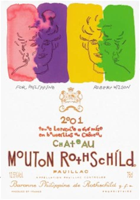 ch 226 teau mouton rothschild the labels room mouton rothschild paintings for the labels