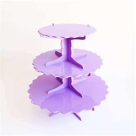 Cupcake Stand Rak Cupcake 3 Tier Edisi Birthday T45 L30 3 tier frilly towers cupcake stand dillon design