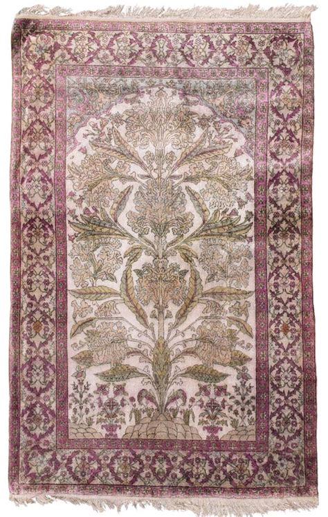 Rug Dealers Antique Silk Kashan Rugs And Carpets