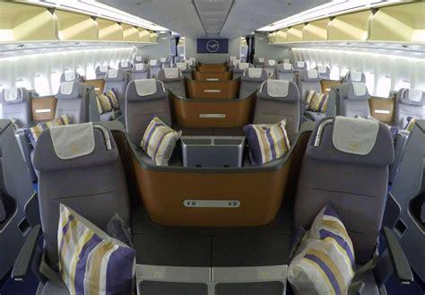 cabina ejecutiva avianca tour privado por el interior del boeing 747 8 de lufthansa