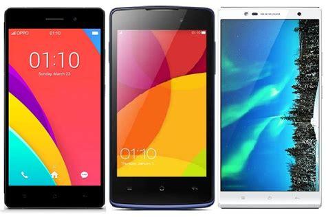 Handphone Oppo Keluaran Pertama daftar harga hp oppo android terbaru januari 2018 semua