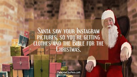 santa   instagram pictures  youre  clothes   bible   christmas