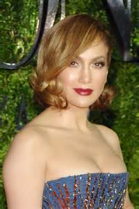 See jennifer lopez new short glam hairstyle beauty