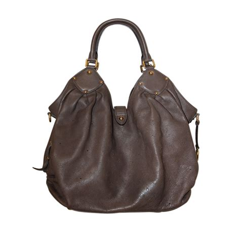 Guess Who With The Louis Vuitton Mahina Bag by Louis Vuitton Mahina Xl Shoulder Bag Purse