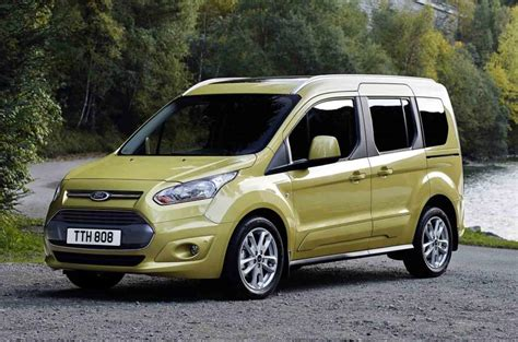 ford tourneo connect review 2017 autocar