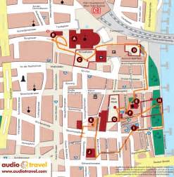Koln Germany Map by Map Of Cologne Germany Online Travel Guide