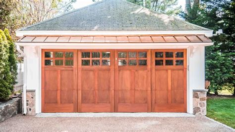 Westchester Garage Doors Westchester Curb Appeal Matching Entry Custom Garage Doors
