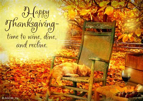 dine and recline quot wine dine recline postcard quot thanksgiving postcard