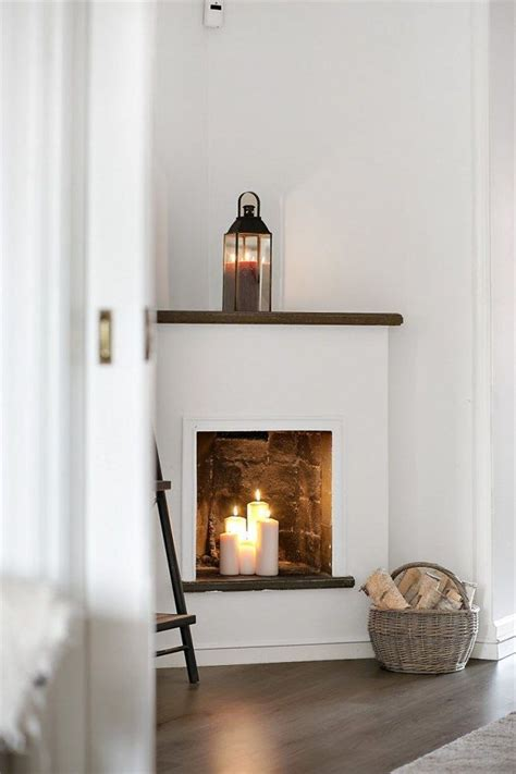 best 25 small fireplace ideas on place